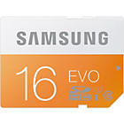 more details on Samsung MB-SP16DEU 16GB Evo SDHC Memory Card.
