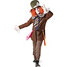 more details on Alice in Wonderland Mad Hatter Costume - 38-42 Inches