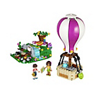 more details on LEGO Friends Heartlake Hot Air Balloon - 41097.