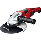 "more details on Einhell Soft Start 9"" Angle Grinder - 2000W."