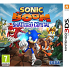 more details on Sonic Boom: Shattered Crystal Nintendo 3DS Game.