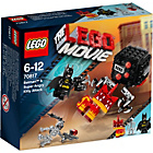 more details on LEGO Movie Batman & Super Angry Kitty Attack - 70817.