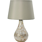 more details on Heart of House Pearl Table Lamp - Cream.