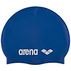 more details on Arena Classic Kids' Silicone Swim Cap - Sky Blue and White.
