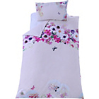more details on Accessorize Winter Bloom Bedding Set - Single.