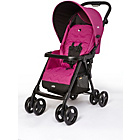 more details on Joie Uk Aire Stroller Quilted Fuschia.