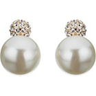 more details on Lipsy Pearl and Pave Stud Earrings.