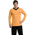 more details on Star Trek Captain Kirk Gold Shirt - 40-42 Inches.