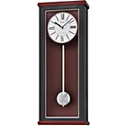 more details on Seiko Dark Wood Dual Chime Pendulum Wall Clock.