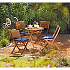 more details on HOME Newbury 4 Seater Patio Set.