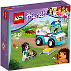 more details on LEGO® Friends Vet Ambulance - 41086.