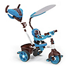 more details on Little Tikes 4 in 1 Trike - Blue/Beige.