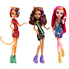 more details on Monster High Freaky Field Trip Assortment.