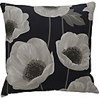 more details on Elissia Poppy Cushion - Cream and Black.