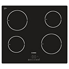 more details on Bosch PIA611B68B Induction Hob - Black/Exp.Del.
