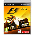 more details on F1 2014 PS3 Game.