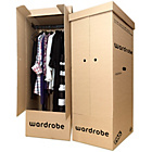 more details on StorePAK Wardrobe Box - Pack of 2.