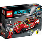 more details on LEGO Speed Champions 458 Italia GT2 - 75908.