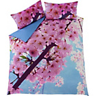 more details on Cherry Blossom Bedding Set - Double.
