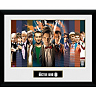 more details on GB Eye Doctor Who The Doctors Framed Print.