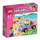 more details on LEGO Juniors Beach Trip - 10677.
