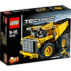 more details on LEGO Technic Mining Truck - 42035.