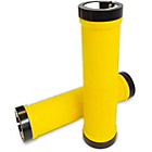 more details on Zinc Interchangeable Scooter Handlebar Pro Grips - Yellow.