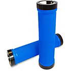more details on Zinc Interchangeable Scooter Handlebar Pro Grips - Blue.