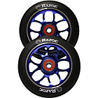 more details on Pair of Razor Scooter Wheels with ABEC9 Bearings - Blue.