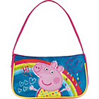 more details on Peppa Pig Polyester Handbag - Multicoloured.