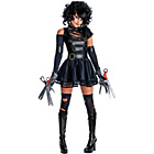 more details on Miss Scissorhands Costume - Size 12-14.