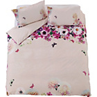 more details on Accessorize Winter Bloom Bedding Set - Double.