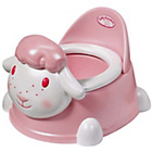 more details on Baby Annabell Interactive Potty.