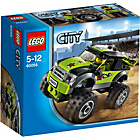 more details on LEGO® CITY Monster Truck - 60055.