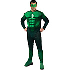 more details on Green Lantern Light-Up Costume - 40-42 Inches.