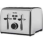more details on Breville Colour Notes 4 Slice Toaster - Polished Steel.