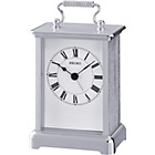 more details on Seiko Silver Coloured Carriage Clock with Alarm.