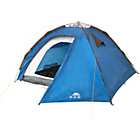 more details on Trespass 4 Man Pop Up Tent