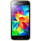 more details on Sim Free Samsung G800 Galaxy S5 Mini Mobile Phone - Gold.