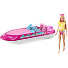 more details on Barbie Doll and Boat.