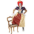 more details on Alice in Wonderland Red Queen Costume - Size 8-10.
