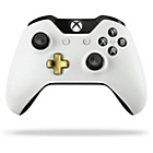 more details on Xbox One Lunar Special Edition White Wireless Controller.