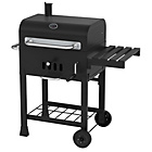 more details on American charcoal smoker BBQ - Express Delivery.