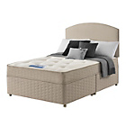more details on Sealy Relax Tufted Backcare Double Divan.