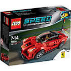 more details on LEGO Speed Champions LaFerrari - 75899.