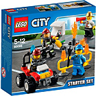 more details on LEGO® CITY Fire Starter Set - 60088.