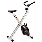 more details on V-fit MXC1 Folding X-frame Magnetic Exercise Bike.