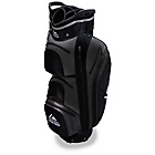 more details on Longridge Executive Golf Cart Bag - Black and Silver.