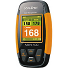 more details on Go Planet Mars 100 GPS Golf Green Distance Finder - Yellow.