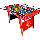more details on Manchester United FC 4ft Football Games Table with Legs.